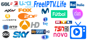 FREE 21 Premium World IPTV M3U Playlist 12-02-2019 | IPTV Links