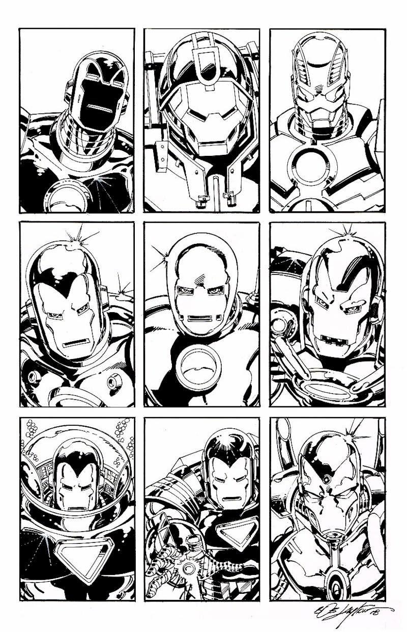 Pin By Zander On Ironman Iron Man Coloring Books Avengers Assemble