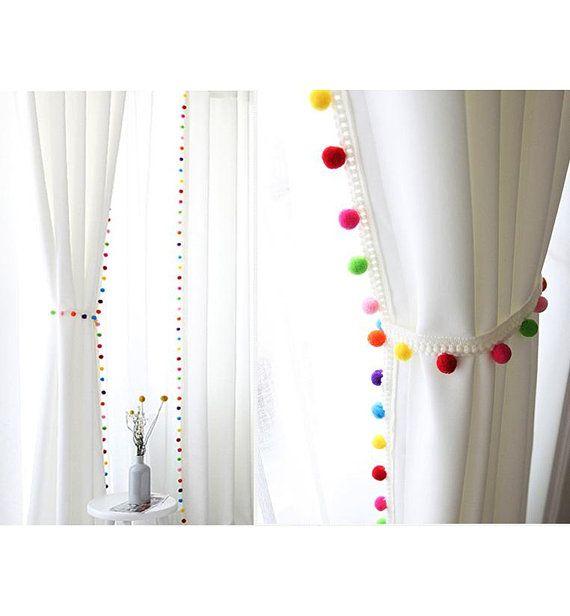 Pin By Jess Kuc On New Place White Blackout Curtains Kids