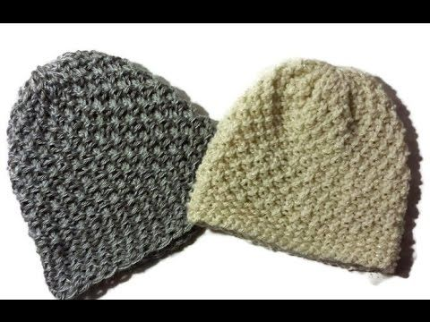 Knit Popcorn Stitch In The Round : I love the way this hat looks! :) How to Loom Knit the Popping Popcorn Beanie...