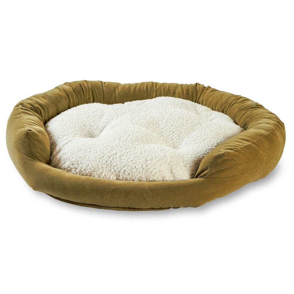 Greendale Fashions Happy Hounds Murphy Donut Dog Bed