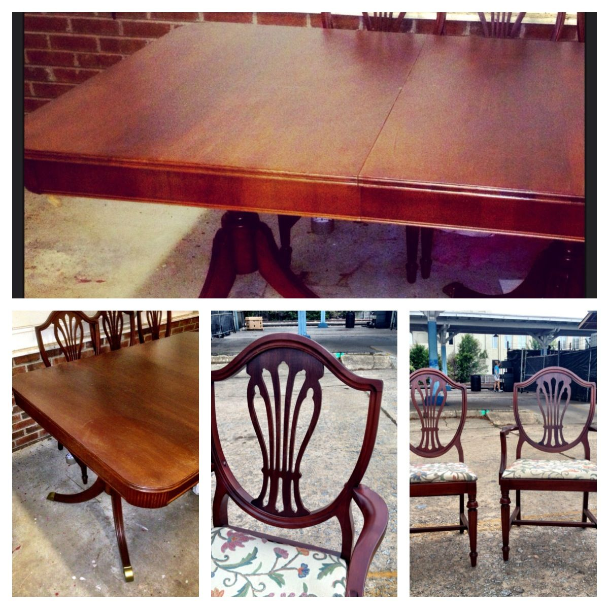 Dining Room Set For Sale By Owner: For Sale By Owner! Friend Of The Shop Is Looking To Sell