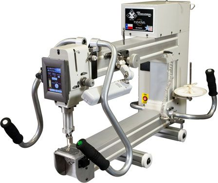 This is my dream machine. I'm hoping to buy one when we move to ... : long arm quilt machines for sale - Adamdwight.com