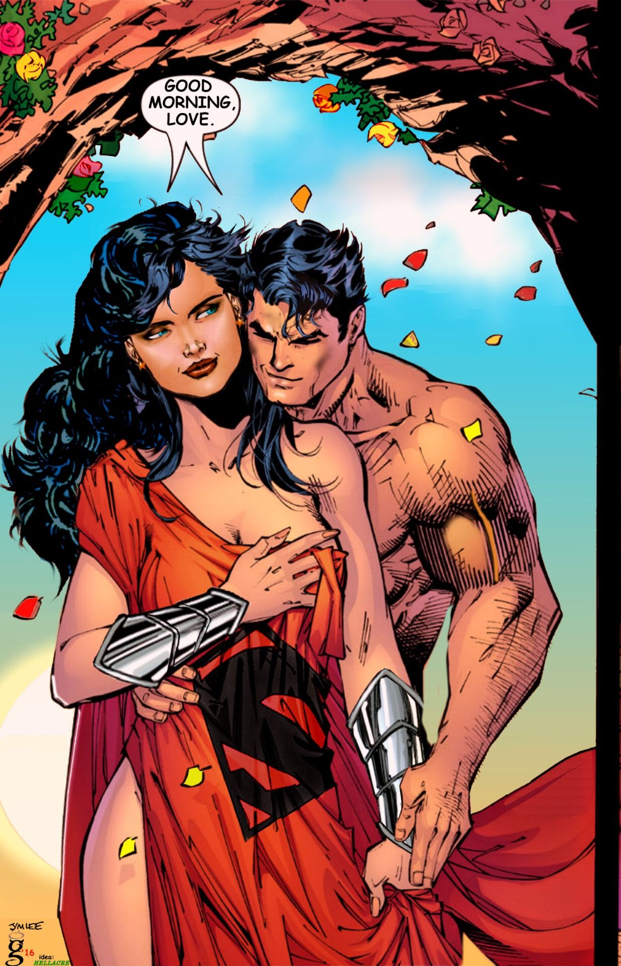 Superman & Wonder Woman | Comic Book Love | Pinterest | Superman ...