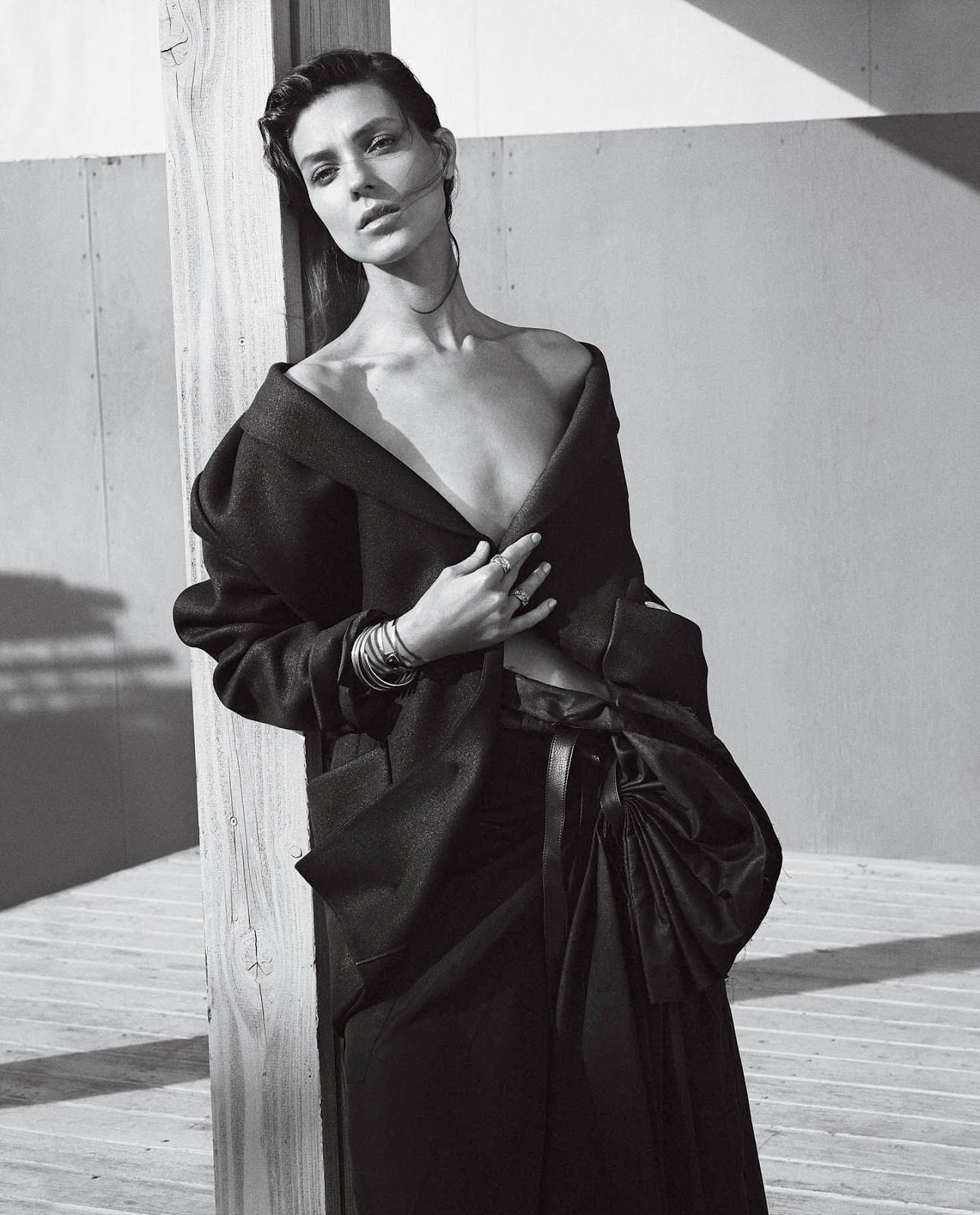 a place in the sun: kati nescher by lachlan bailey for wsj april 2014