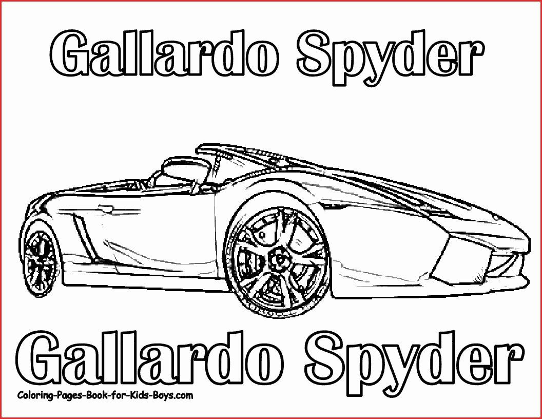 Race Car Coloring Pages Free Elegant Lamborghini Coloring Pages 8249 Handsome Rugged Lamborghini
