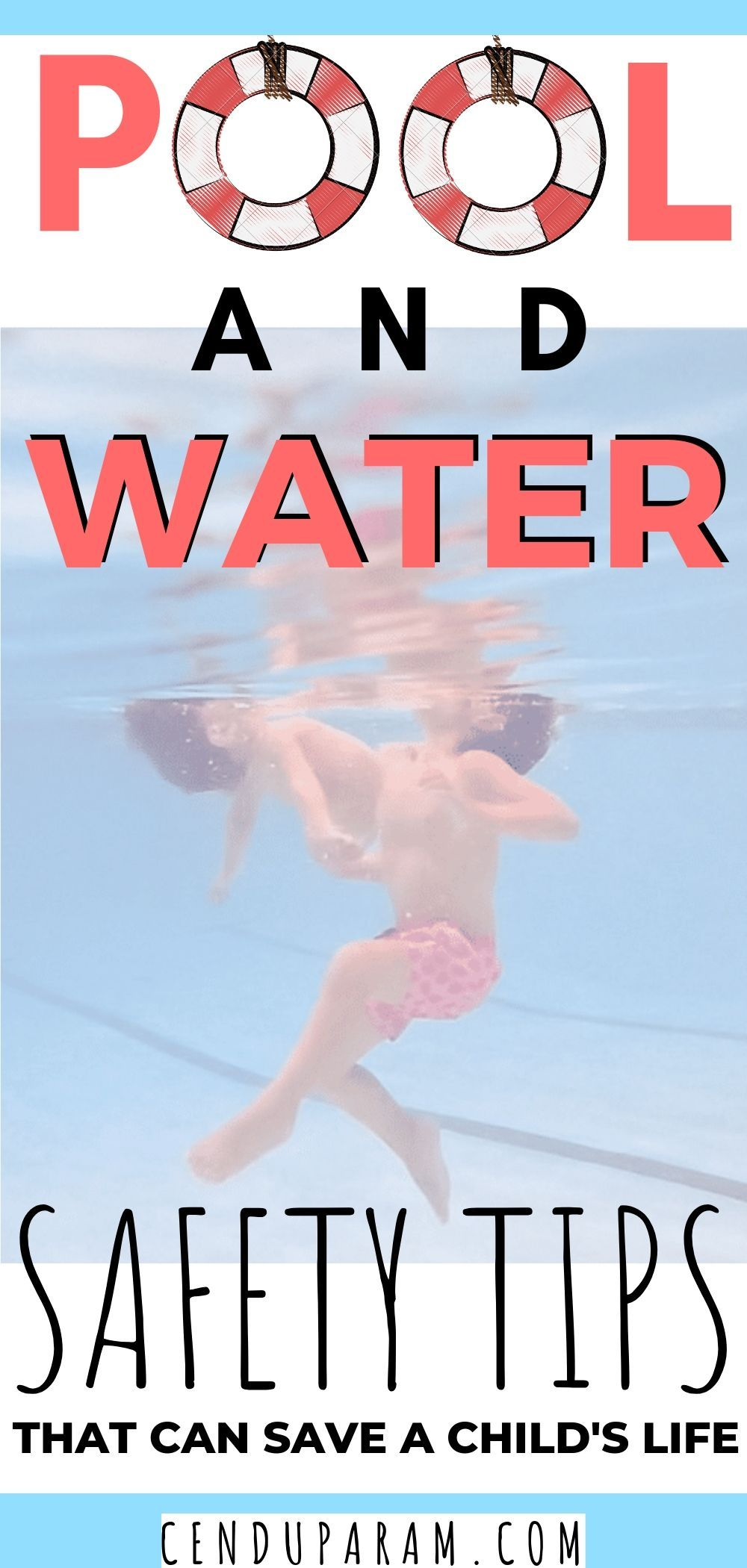 Water Safety Tips, Beach and Pool Rules Cenzerely Yours