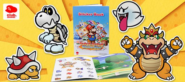 Paper mario sticker star google 搜尋