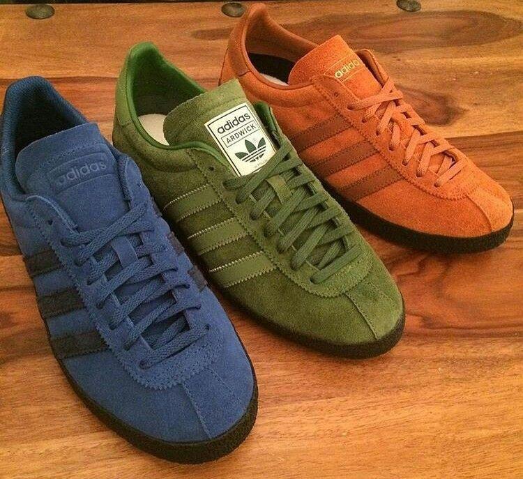 Love this Adidas Topanga trio in my collection Marine