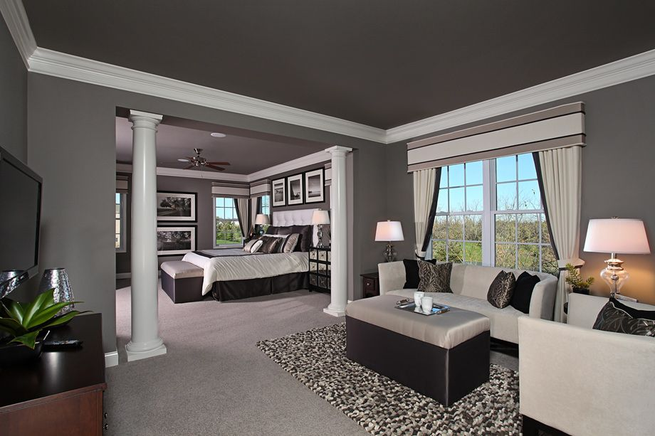 Best Toll Brothers The Harding Master Bedroom Master 400 x 300
