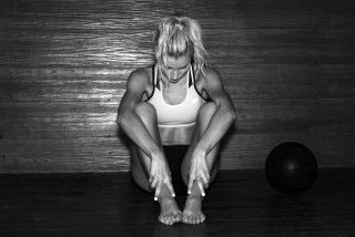 stock photo  women empowerment bikram yoga