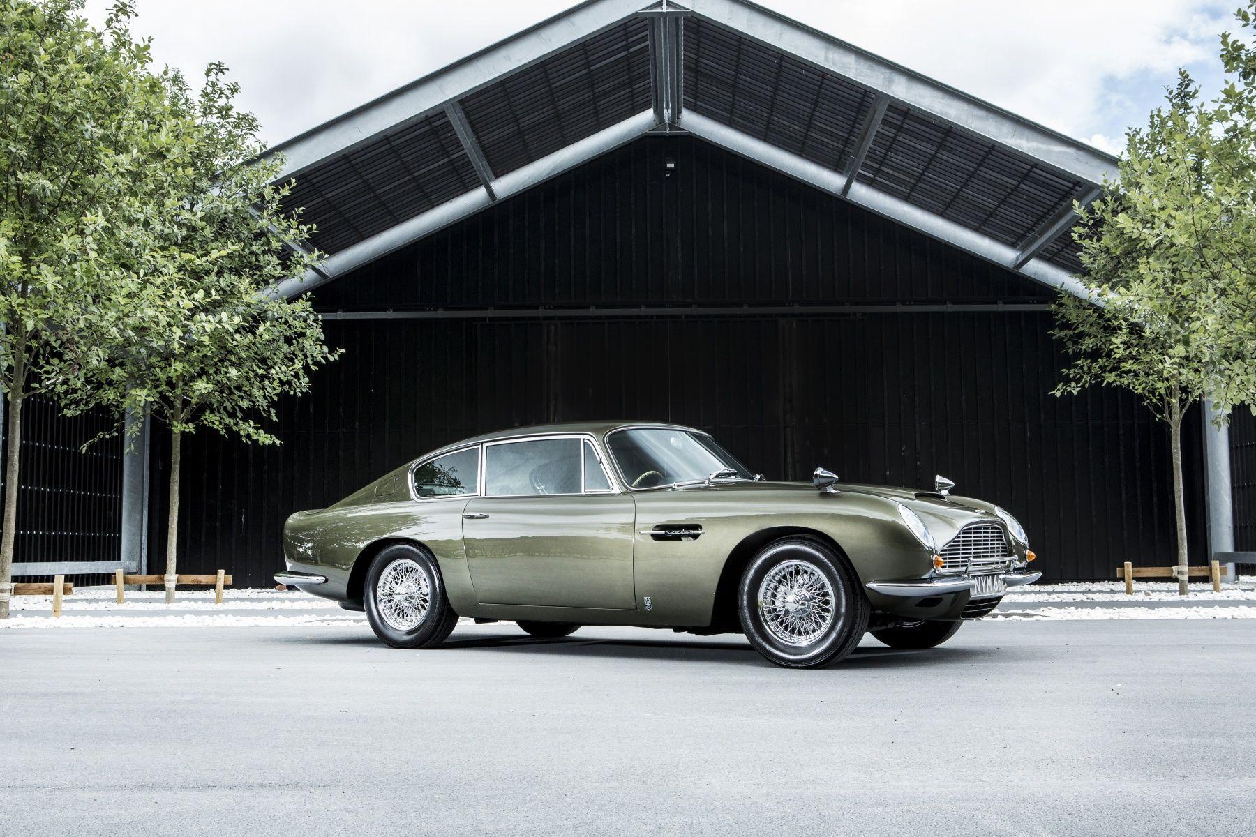Aston Martin DB VANTAGE Classic Driver Market Aston - 1967 aston martin