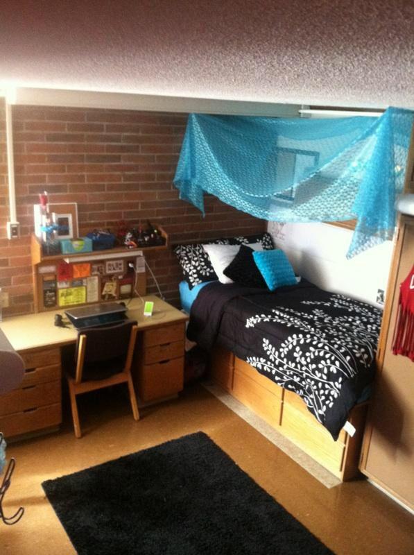 Elegant Central Washington University Sparks Dorm Room Part 21