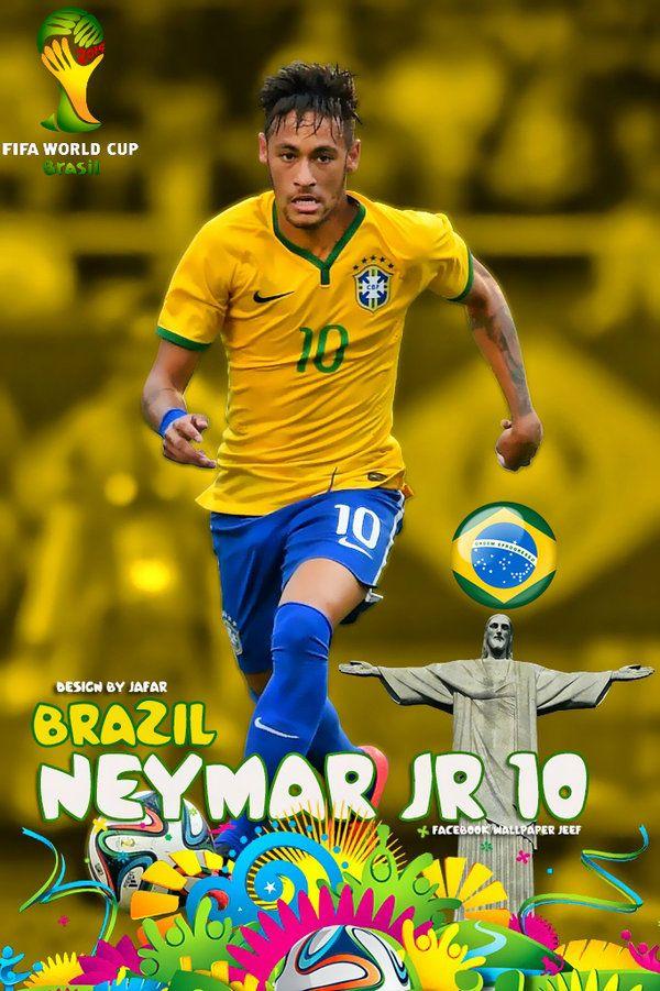 Neymar Brazil Wallpaper By Jafarjeef On Deviantart Neymar Brazil Neymar Jr Neymar