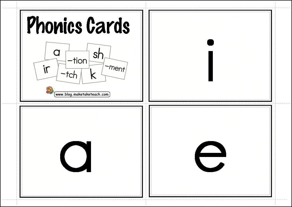Worksheets Flash Card For Reading my favorite resources for dyslexia and learning disabilities 154 free phonics cards key words on the back vowels consonants digraphs