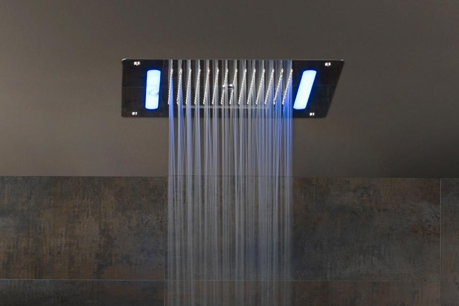 Lounge Wellness Showers: a bathroom experience full of unique ...