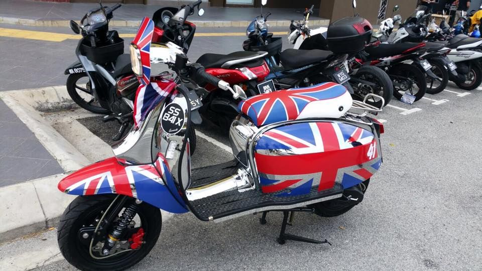 Scomadi in Malaysia scooters motorcycles Pinterest Malaysia