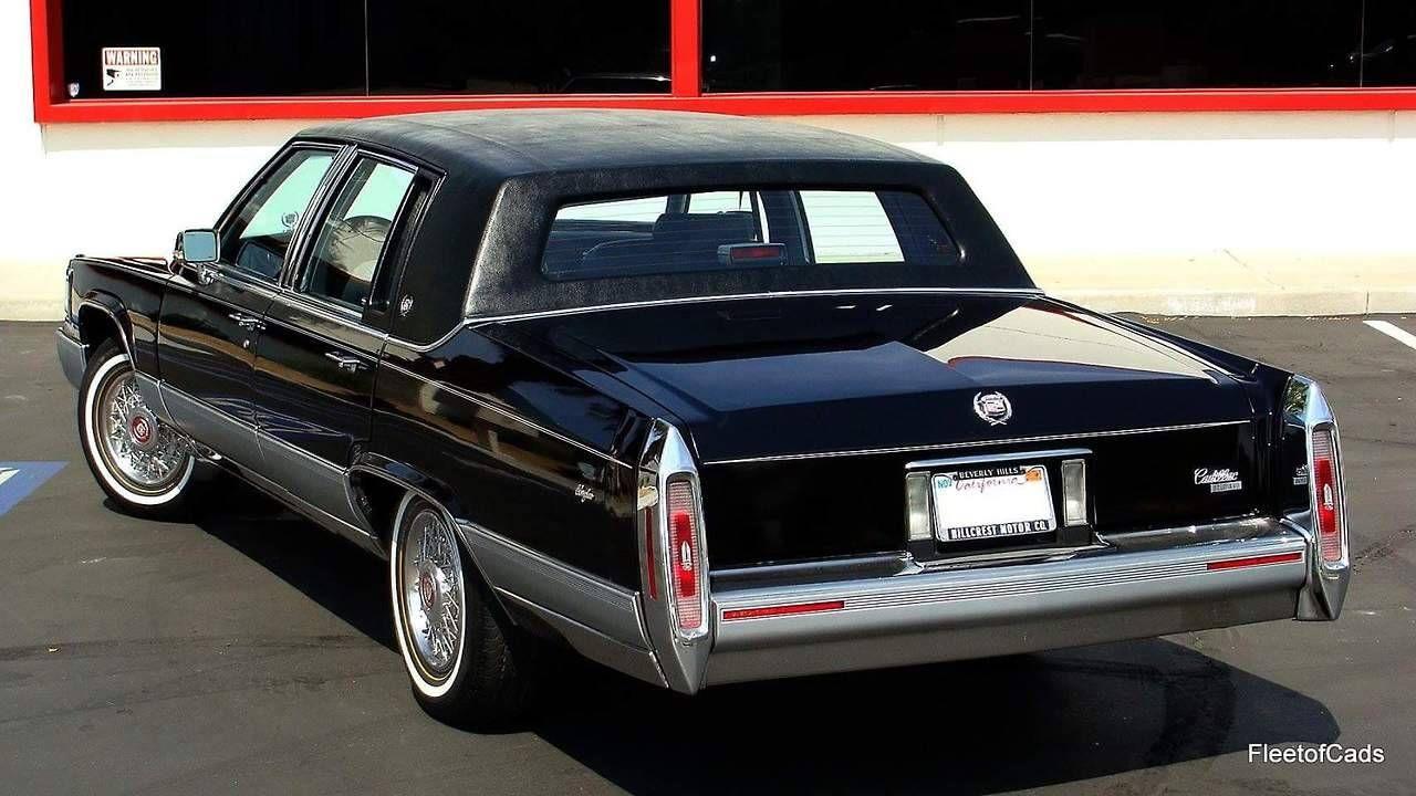 Cadillac brougham 1990 1992