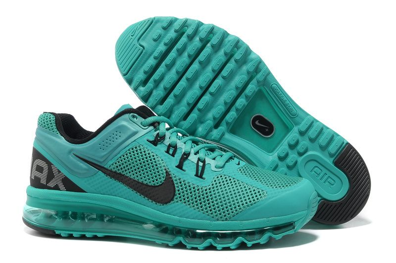 Find Discount Nike Air Max 2015 Mesh Cloth Women's Sports Shoes - Green  Black For Sale online or in Pumaslides. Shop Top Brands and the latest  styles ...