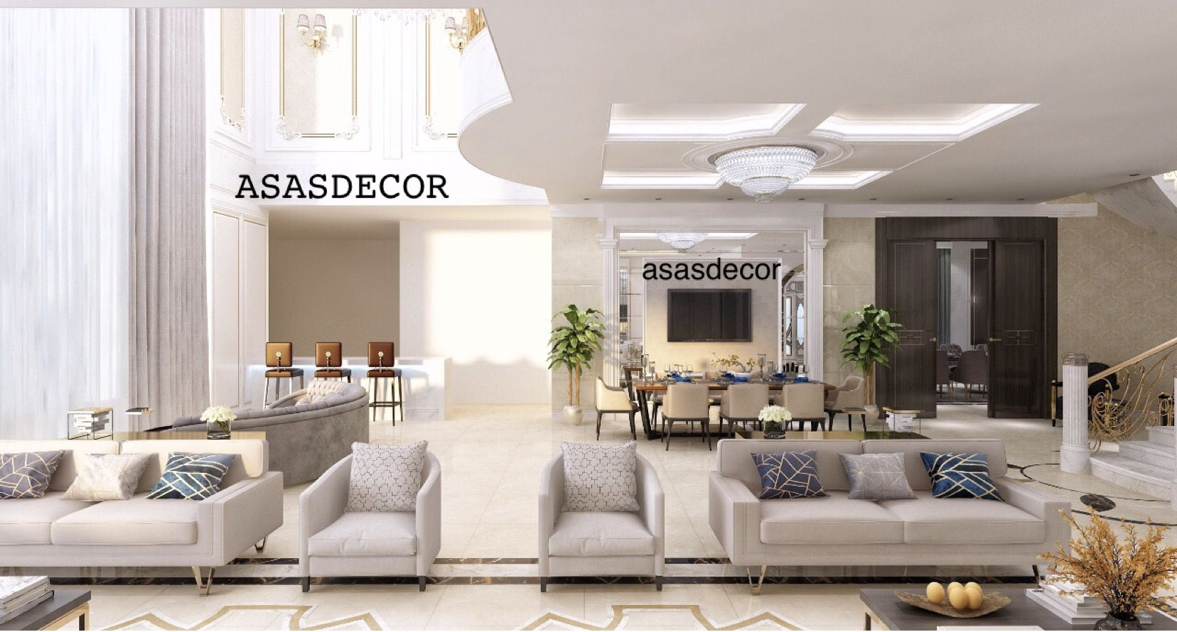 اساس الديكور متخصصون في التصميم الداخلي والخارجي مع التنفيذ والاشراف للتواصل 0506006668 تابعونا على السناب Asas Decor ديكور مجالس اثاث تصميم