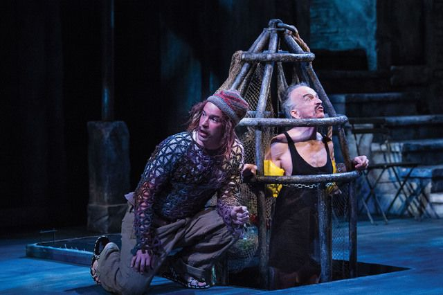 """REVIEW by Las Vegas Review Journal: """"Twelfth Night"""" is never less than a delight. But the Utah Shakespeare Festival's current production is so much more."""