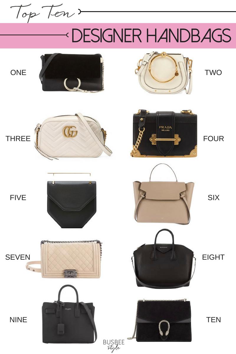 Top 10 Most Coveted Designer Handbags (And Dupes for Less!)   designerhandbagsforless 3d03255b74398
