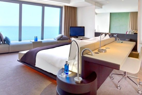 W Hotels Barcelona W Barcelona Spectacular Suite Best Rates