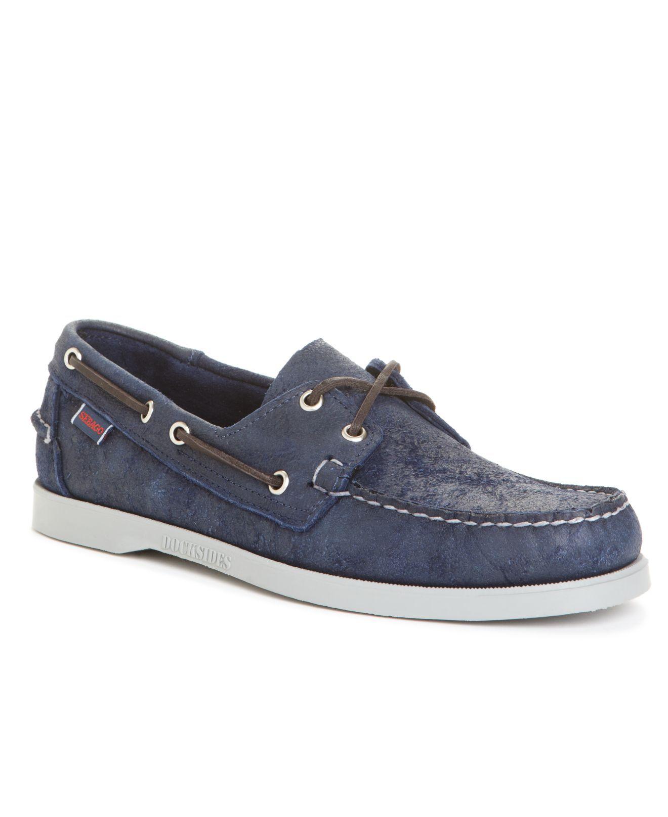sebago shoes docksides boat shoes mens shoes macy s
