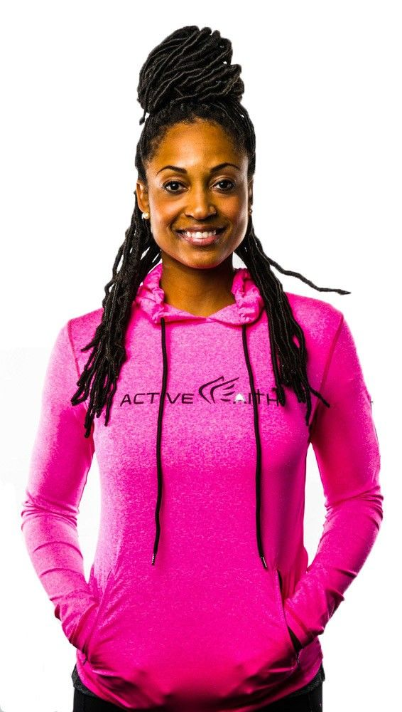 "[""The Women's Active Faith EasyDri sweatshirt is perfect ..."