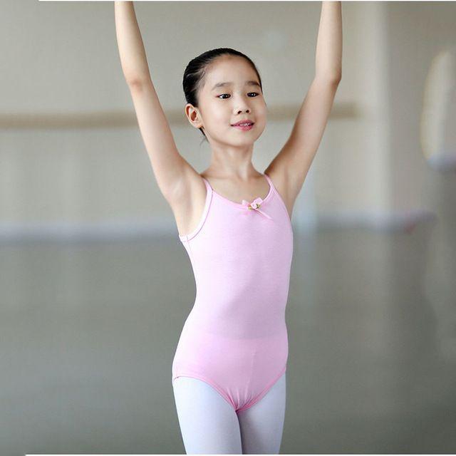 New Baby Girls Ballet Dress Tutu Leotard Dance Gymnastics Strap Clothes Outfit