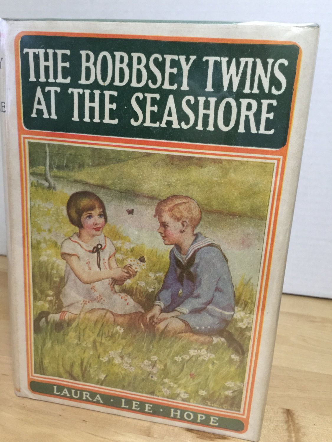 """""""The Bobbsey Twins At the Seashore"""", Laura Lee Hope, 1920s"""