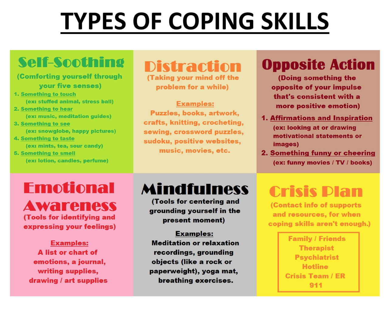 We Can All Benefit From Having Better Coping Skills