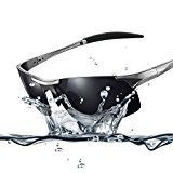 97c2d966aa5  8  Duco Mens Sports Style Polarized Sunglasses Driver Glasses Unbreakable Frame  8177S