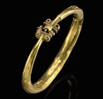 Seljuk Jewelry 11th century Iran and Bracelets