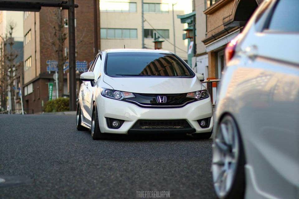 Honda Fit GK5