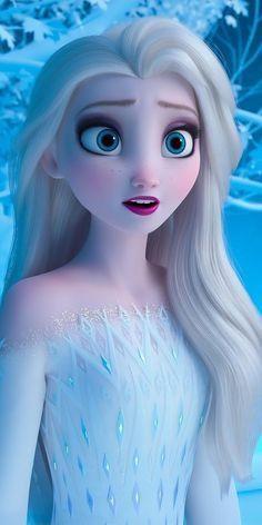 Frozen 2 Photo: Elsa and Anna ~Hugs!