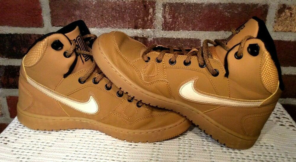 NIKE Son Of Force MID Winter Basketball Shoes 807242 770