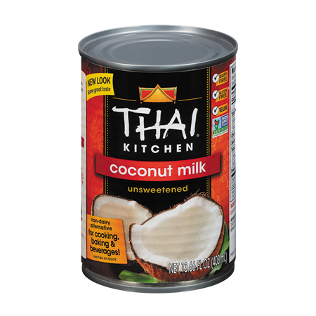 Thai Kitchen Organic Coconut Milk Unsweetened 13 66 Ounce Pack