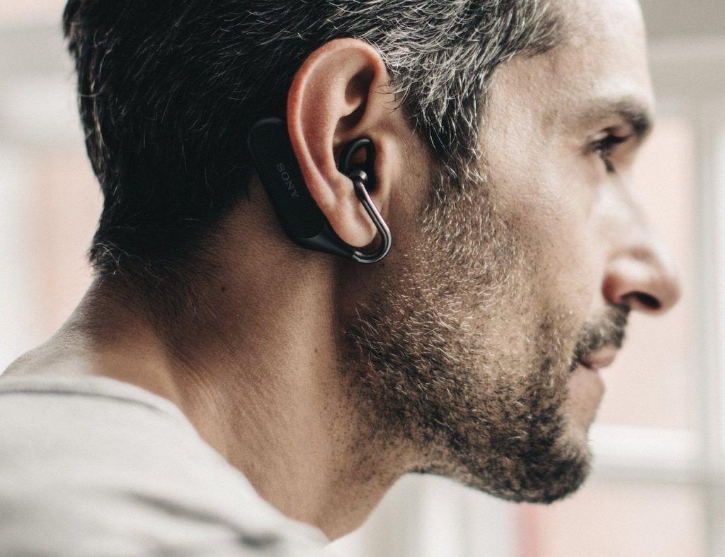 Sony Xperia Ear Open Style Concept Ear, Fancy gift ideas
