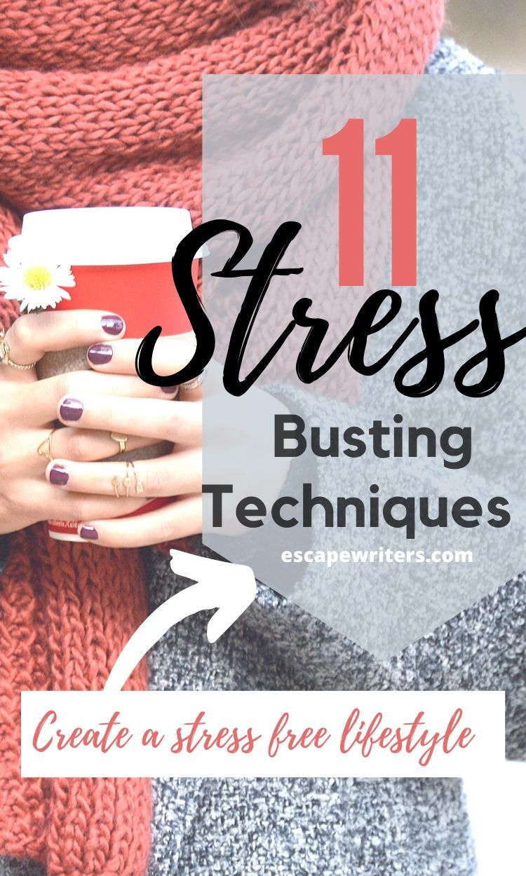 11 Best Self-Help Tips For Busting Stress From Your Life ...
