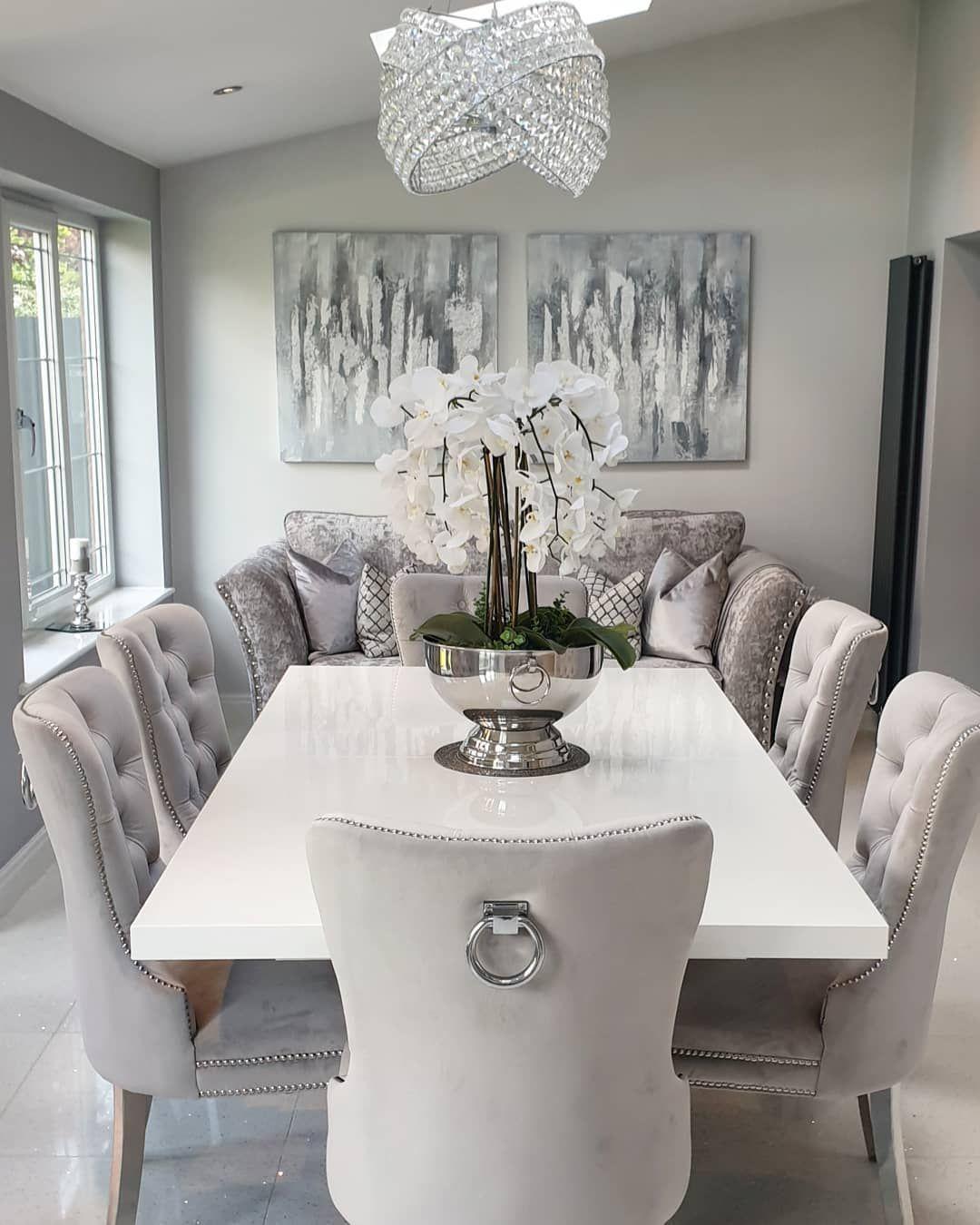 Brielle Tufted Armless Dining Chair Decor Home Living Room Dinning Room Decor Dining Room Table Decor