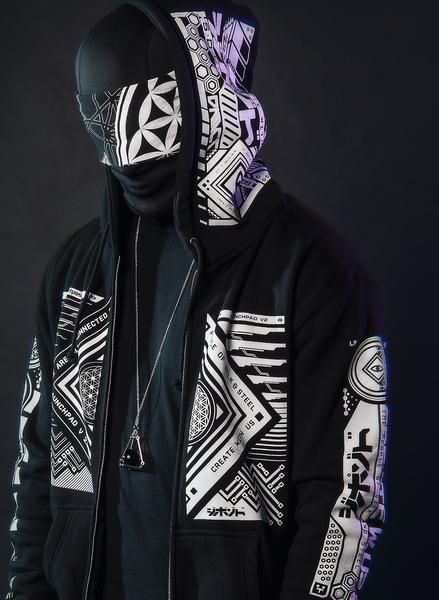 98fcd3a0c Launchpad v2 Zip-Up Hoodie in 2019 | costume, cosplay | Fashion ...