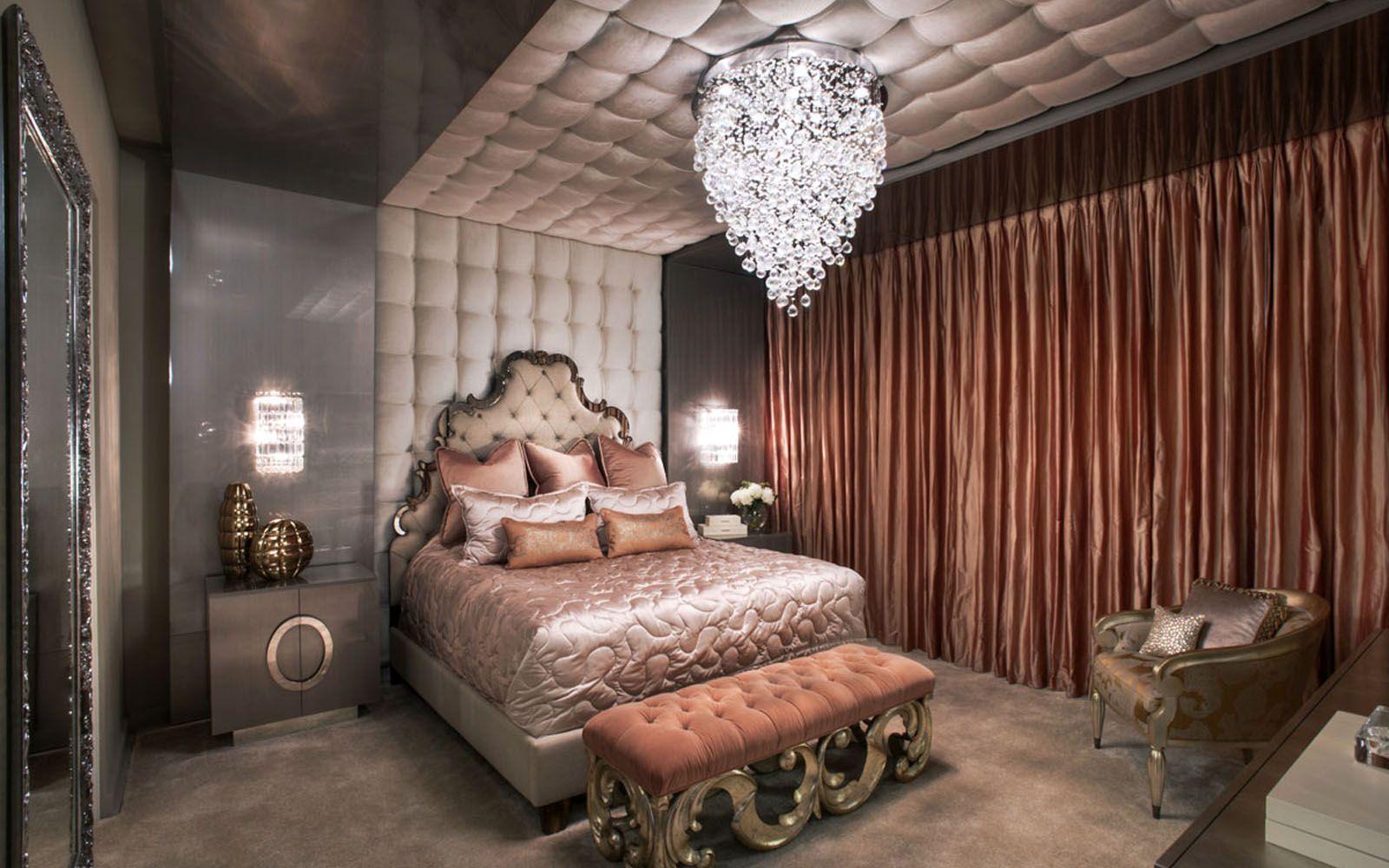 Luxurious Bedroom design - Charles Neal Interiors ...