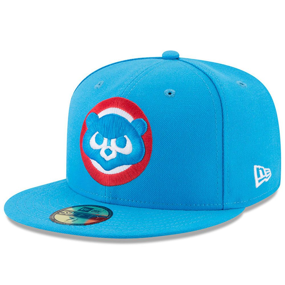 2002cd2d568 Chicago Cubs 2017 Players Weekend 59FIFTY Fitted Hat  ChicagoCubs  Cubs  MLB   FlyTheW  PlayersWeekend