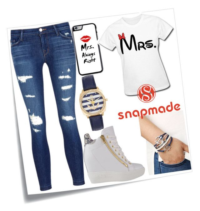 """""""snapmade contest"""" by teto000 ❤ liked on Polyvore featuring Post-It, J Brand and Ash"""