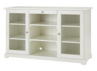 Perfect For Creating An At Home Bar Ikea Liatorp Sideboard White Sideboard Ikea Sideboard