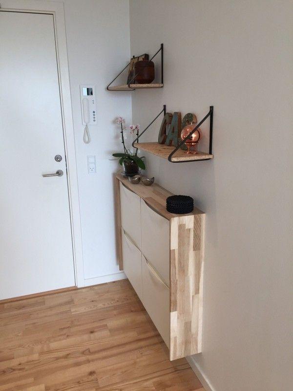 ikea hacks f r ein funktionelleres und originelleres zuhause flure wohnideen und. Black Bedroom Furniture Sets. Home Design Ideas