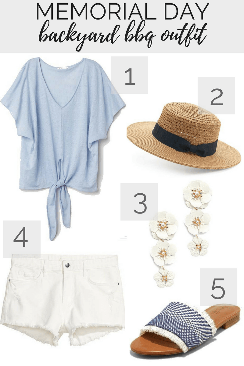 8fc18cf14e Five Affordable Memorial Day Weekend Outfit Ideas | • Look•Du•Jour ...