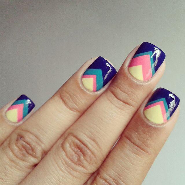 Uñas cortas - Short Nails