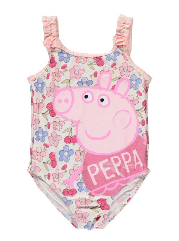 Peppa Pig swimsuit - George at Asda  049d9b1fb